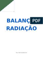 BALAÇO RADIAÇÃO