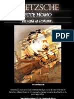 Ecce Homo Entrevista