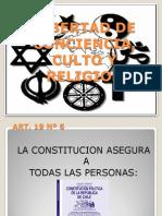 LIBERTAD DE CONCIENCIA, CULTO Y RELIGION     erika muñoz veliz pto. montt
