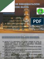 Equipos Del Proceso de Deshidratacion Del Gas