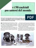 i 50 Cocktails Mondiali