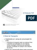 O Protocolo TCP