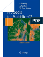 Protocols for Multi Slice CT, 2ed