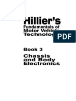 Hillier's Fundamentals of Motor Vehicle Technology Book3