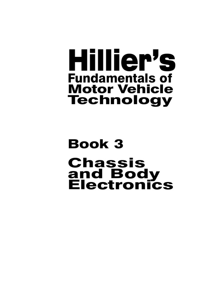 Hilliers fundamentals of motor vehicle technology book3 hilliers fundamentals of motor vehicle technology book3 electromagnetic induction electric current fandeluxe Images
