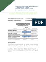 reglamentoconvocatoria2012 COOPETROL