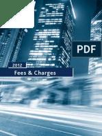 Price List 2012