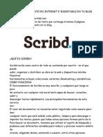 Ejercicio Scribd