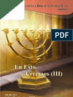 2009-3 en Esto Crremos III