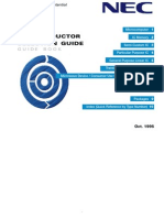 Guide Datasheet NEC