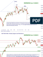 Market Commentary 27NOV11