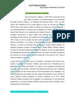 128.-  la revolucion de Madero, gana en hace 100 años