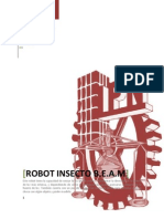 Robot Insecto b