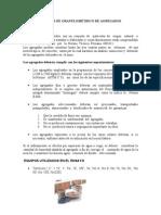ANÁLISIS DE GRANULOMÉTRICO DE AGREGADOS MARITZA