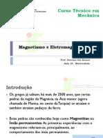 Aula 10-Magnetismo e Eletromagnetismo