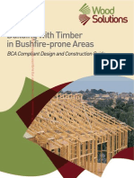 Building With Timber in Bush Fire Areas