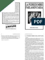 La podredumbre parlamentaria - Sebastian Faure