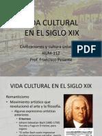 VIDA CULTURAL EN EL SIGLO XIX