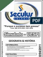 30_04_2011 - SIMULADO UESPI - HISTÓRIA - GEOGRAFIA
