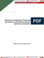 Líneas de Investigación de los   PNFi 2011
