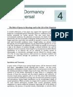 Spores, Dormancy and Dispersal