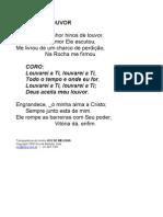 001 HINO DE LOUVOR