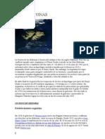 La Guerra de las Malvinas o Guerra del Atlántico Sur