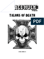 Citadel Journal 26 - Space Hulk - Talons of Death