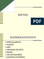 Estudio Radiografico Simple Del Abdomen.