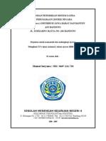Contoh Laporan PKL Di PT. PLN