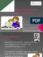 Desarrollo Cognitivo en Niños de 6 años