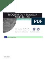 I Bioquimica Biologia Molecular