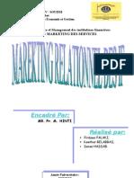 marketing relationnel des institutions financieres