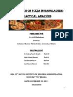 Pizza Report