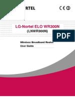 LG LNWR300N