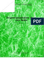 Growth and yield response of rice under heat stress during