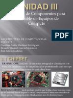 Unidad III Chipset