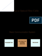 F_Introduction to Optical Fibre Cable
