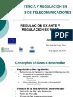 2 Regulacion Ex Ante & Ex Post Telecom- Juan Pablo Tarelli[1]