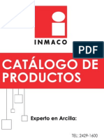 Catalogo INMACO