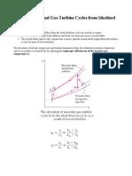 Deviation of Actual Gas