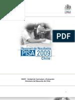 Resumen Result a Dos PISA 2009 Chile