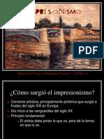elimpresionismoyelmodernismo11-090612094149-phpapp01