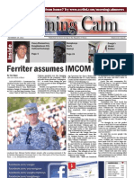 Morning Calm Weekly Newspaper - 25 November 2011