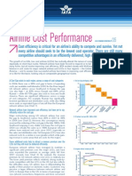 890200 Airline Cost Performance Summary Report