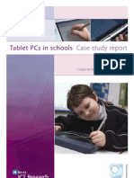 Tablet Pc Case Study Report