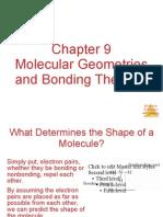 CH 9 Molecular Geometries