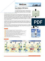 Datasheet ISPAIR Base Station 500 Series