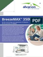 BreezeMAX 3500 Ver A