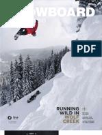 Snowboard Colorado Magazine (V2I4)